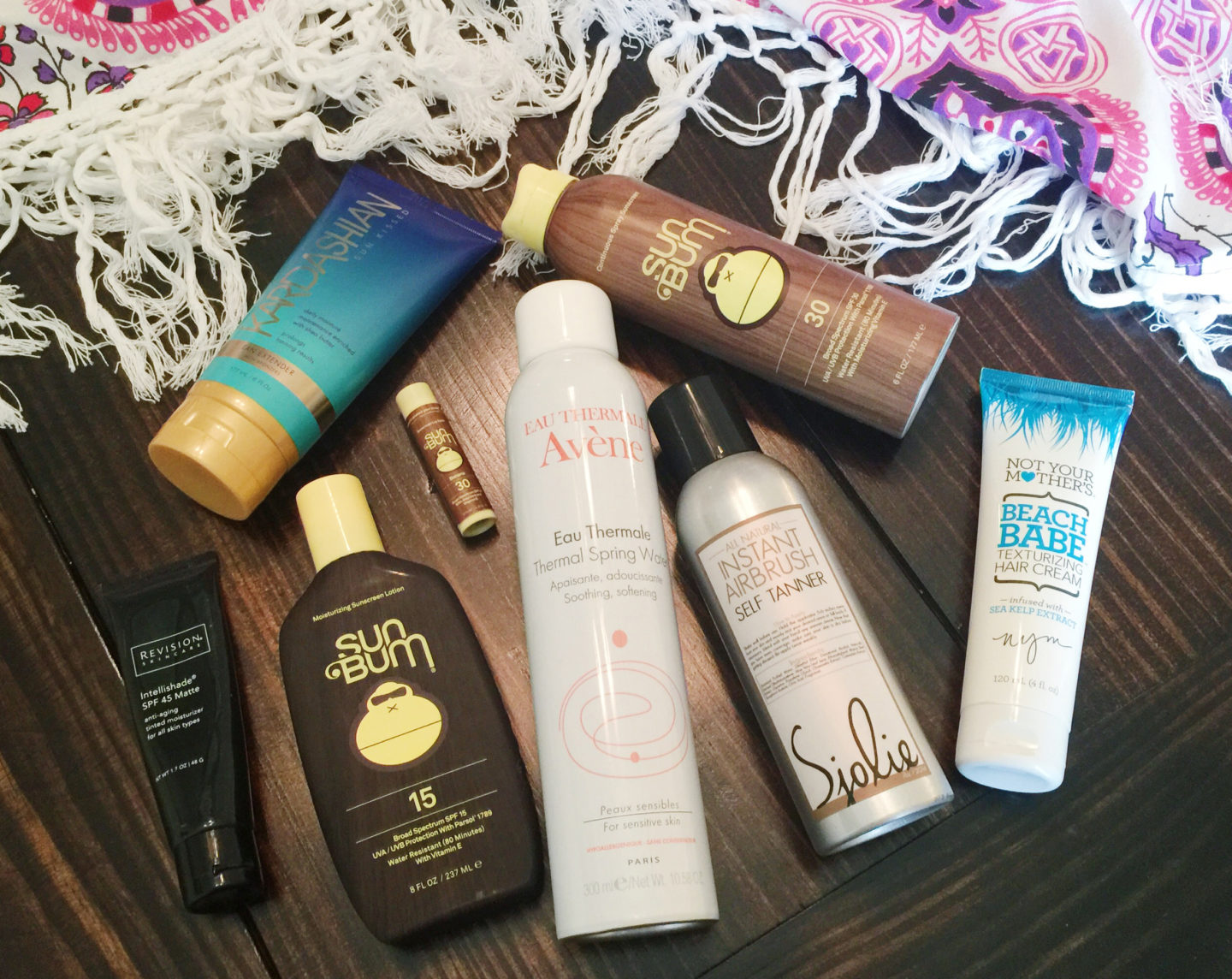 Beach Trip SPRAY TAN + FAVES!