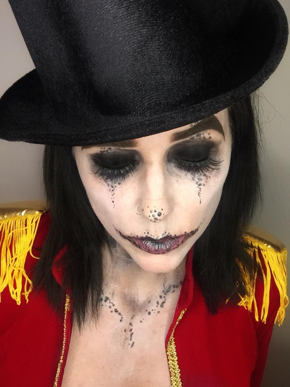 Ring Master Makeup